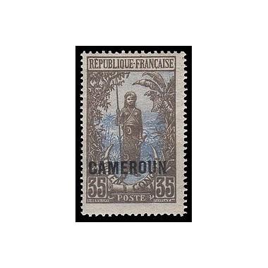 Cameroun N° 093 N *