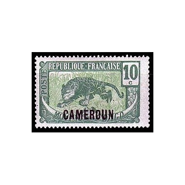 Cameroun N° 088 N *