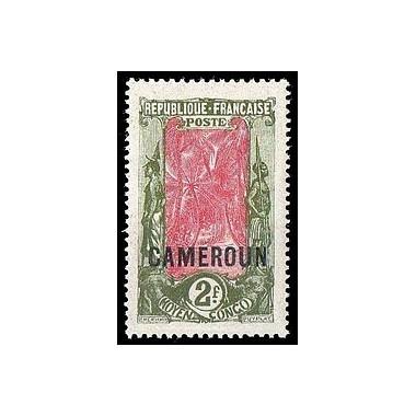Cameroun N° 099 N *