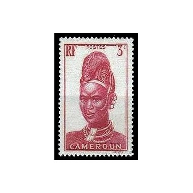Cameroun N° 163 N *