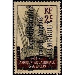Cameroun N° 039 N *