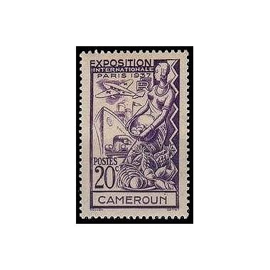 Cameroun N° 153 N *