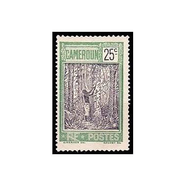 Cameroun N° 114 Obli
