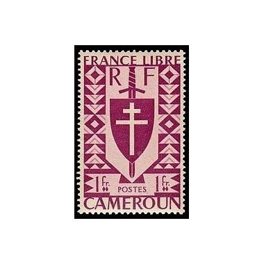 Cameroun N° 255 Obli