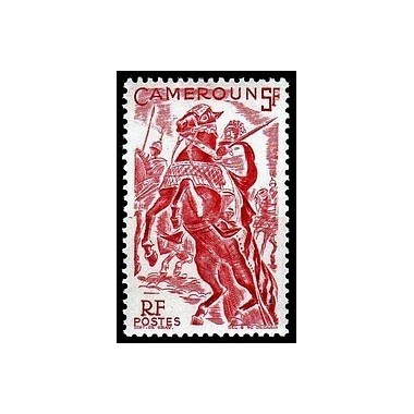 Cameroun N° 289 Obli