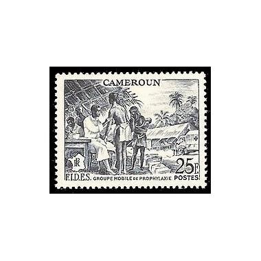 Cameroun N° 303 Obli