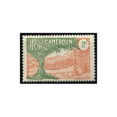 Cameroun N° 129 Obli