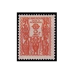Cameroun N° TA 022 N **