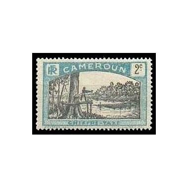 Cameroun N° TA 001 N *