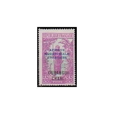 Oubangui N° 053 N **