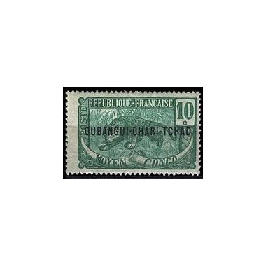 Oubangui N° 021 N *