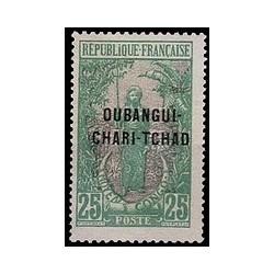 Oubangui N° 022 N **