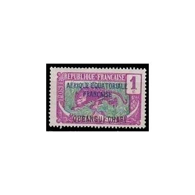 Oubangui N° 043 N *