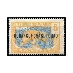Oubangui N° 020 N **