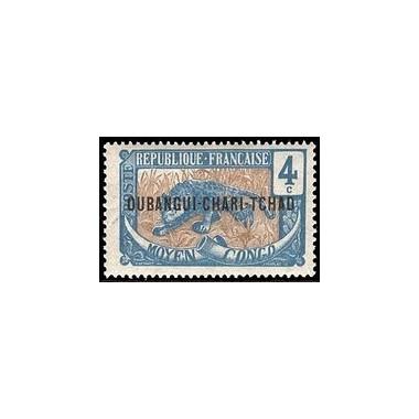 Oubangui N° 003 N *