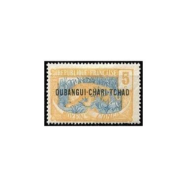 Oubangui N° 020 N *