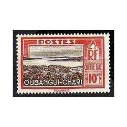 Oubangui N° TA 013 N *