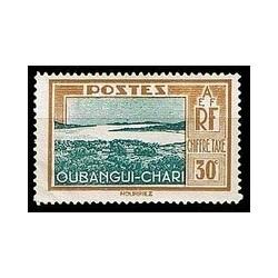 Oubangui N° TA 016 N *