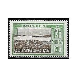 Oubangui N° TA 014 N *