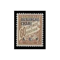Oubangui N° TA 008 N **