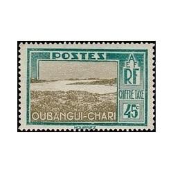 Oubangui N° TA 017 N *
