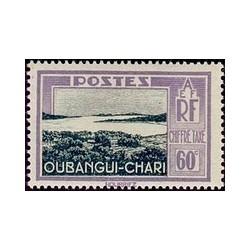 Oubangui N° TA 019 N **
