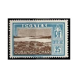 Oubangui N° TA 015 N *