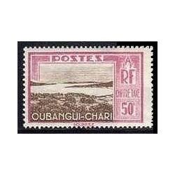 Oubangui N° TA 018 N *