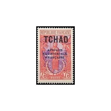 Tchad N° 033 N *