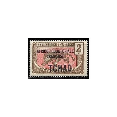 Tchad N° 020 N *
