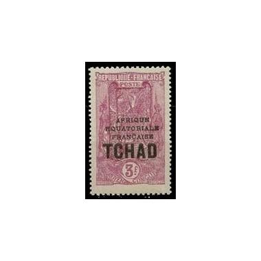 Tchad N° 055 N *