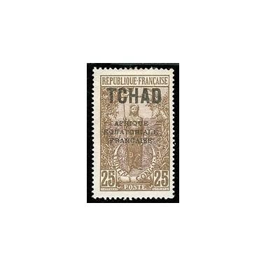 Tchad N° 026 N *