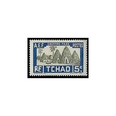 Tchad N° TA 012 N *