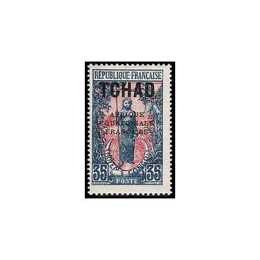 Tchad N° 028 N *