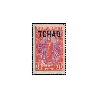 Tchad N° 015 N *