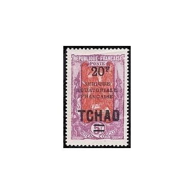Tchad N° 052 N *
