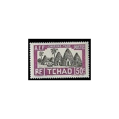 Tchad N° TA 018 N *