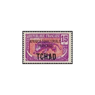Tchad N° 024 N *