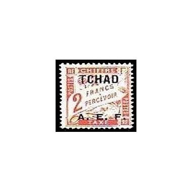 Tchad N° TA 010 N *