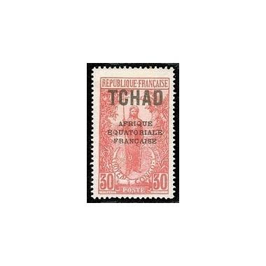 Tchad N° 027 N *