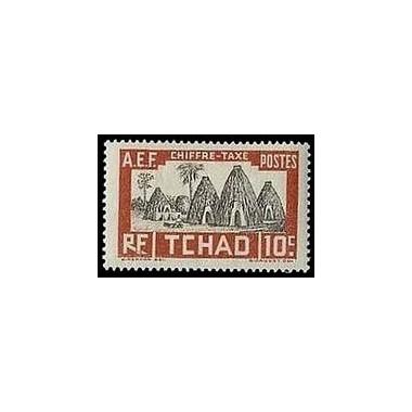Tchad N° TA 013 N *