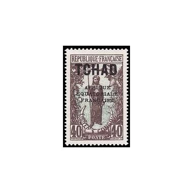Tchad N° 029 N *