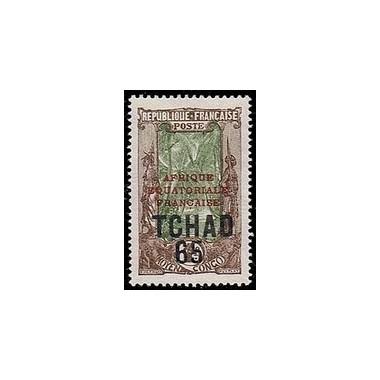Tchad N° 045 N *