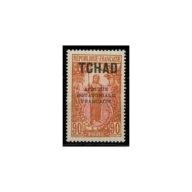 Tchad N° 053 N *