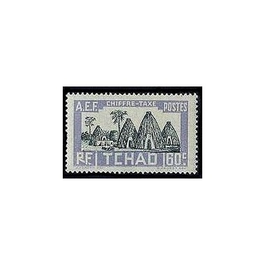 Tchad N° TA 019 N *