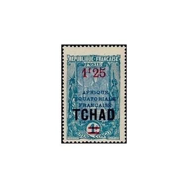 Tchad N° 048 N *