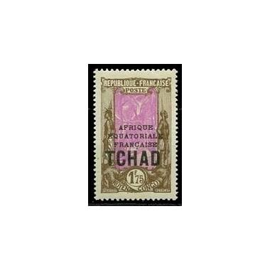 Tchad N° 054A N *