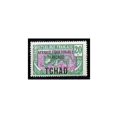 Tchad N° 025 N *