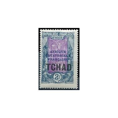 Tchad N° 035 N *