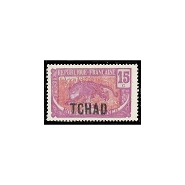 Tchad N° 006 N *